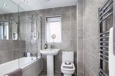 Image result for taylor wimpey bathroom