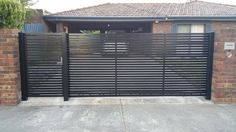 Kontis Fencing & Automatic Gates manufactures supplies and installs high quality, durable and safe steel gates melbourne , sliding gates Melbourne and colorbond gates melbourne for the Melbourne market. Gates can be manually operated or automated with remote control access. We only use quality products and materials to ensure long-term durability, performance and reliability.