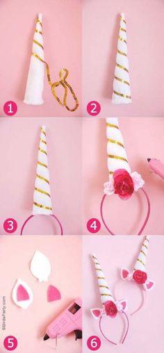 Rosa Buon Compleanno Torta cappello bambini adulti Headwear Fancy Dress Party CANDELE UK