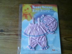 Vintage Teeny Weeny Tiny Tears Sun Dress Outfit in Dolls & Bears, Dolls, Clothing & Accessories, Vintage Dolls   eBay