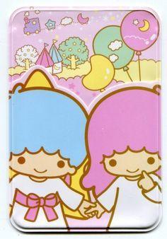【2010】Card Holder (Manufacturer: ELLON Hong Kong) ★Little Twin Stars★