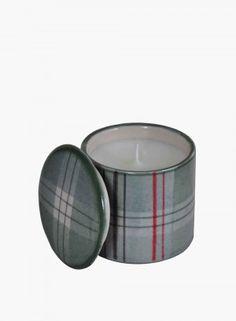 Ruaridh Waugh Orange and Cinnamon Small Candle Jar