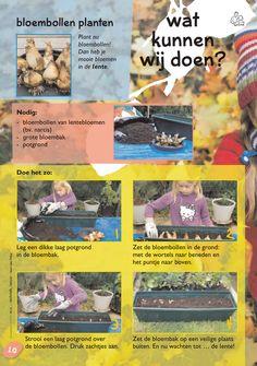 Wat kunnen wij doen? HERFST @keireeen Reggio Emilia, Scouting, Container Gardening, Education, Projects, Kids, Children, Blue Prints, Boys