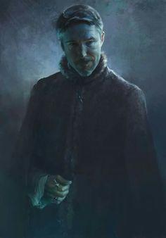 Littlefinger by DarklyGreen.
