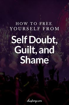 If you are dealing with feelings of shame, self doubt, or guilt you are not alone! Learn how to free yourself from those feelings and move forward in your life. #selflove #selfcare #selfdoubt #personalgrowth #shame #brenebrown #guilt #selfworth #followyourdreams #intentionalliving #liveyourbestlife #goalswithsoul #risingstrong #daringgreatly #bravingthewilderness Rising Strong, Personality Quotes, Personal Growth Quotes, Daring Greatly, Emotional Healing, Move Forward, Self Love Quotes, Anxiety Relief, Self Improvement