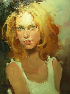 Kim Roberti ~ Impressionist Figurative painter   Tutt'Art@   Pittura * Scultura * Poesia * Musica  