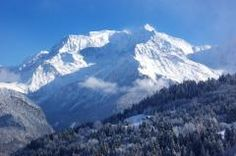 Alpine Property, the International Estate Agent in the Haute Savoie. Mont blanc in the French Alps. Plot on which to build your chalet.  St Gervais, Les Contamines