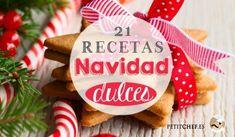 21 recetas para tener la Navidad más dulce