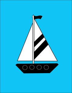 FREE Sailboat Printable. Download and print all five. (Did I say four before?!) http://iggyjingles.com/free-shabby-printable-now-voyager/free-nautical-printables-please-copy-and-print/