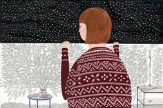 drawings - Paige Moon
