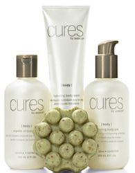 Cures by Avance Cures To Go, Dry Skin - Body