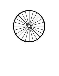 Cipher Wheel Template Part 2