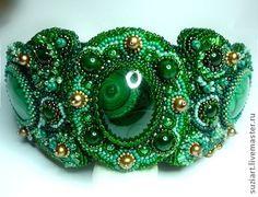 "Belt and handmade. Fair Masters - handmade Belt ""PODIUM"" (beadwork) .. Handmade."