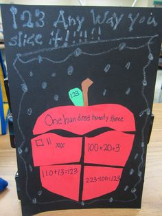 apple activity... can be used with multiplication also.