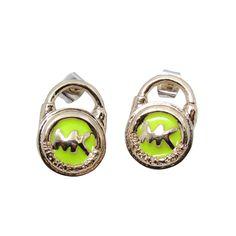 Michael Kors Astor Logo Green Accessories Outlet