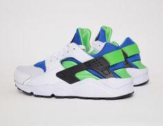 """#Nike Air Huarache """"Scream Green"""" OG #sneakers"""