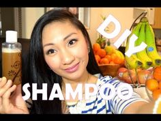 ✿ DIY Homemade SHAMPOO ✿  http://www.youtube.com/aprilathena7