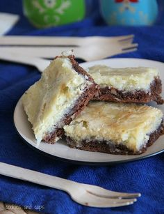 German Chocolate Cream Cheese Snack Cake  I love the Cookies & Cups blog.  Shelly does a great job and she's entertaining!!!