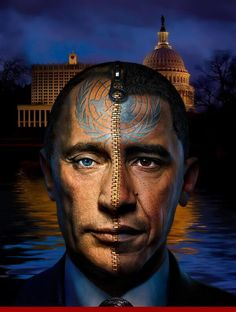 """twitter/ """"AnupKaphle: This has got to be the most profound Putin-Obama photo ever.""""  [Anup Kaphle is Digital Foreign Editor at Washington Post]"""