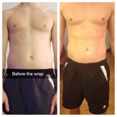Men use wraps too!  Look at the results!  Http://www.jennifervincent01.itworks.com #90days4u
