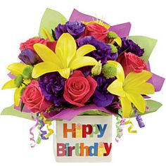 There is going to be someone's day every day, so I'm going to share the best Happy Birthday Flowers for all of you people. If you want to wish your friends