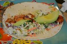 Breaking the recipe rut: Sweet & Spicy Shrimp Tacos