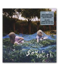 Sonic Youth Murray Street REISSUE Vinyl LP