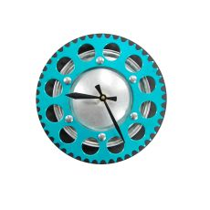Recycle Clocks made from motorcycle and bicycle parts