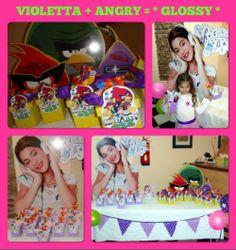 ANGRY+VIOLETTA = GLOSSY DETAILS ... http://glossydetails.com.ar/#!/-bienvenidos/