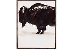Jr Buffalo by Joseph Knowles