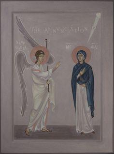 The Annunciation, 2016