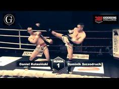 DSF Kickboxing Challenge mecz Polska vs Litwa - intro