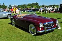 1950's roadster - Bing images