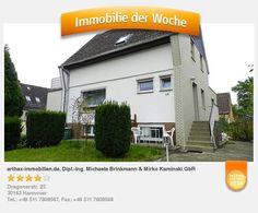 Freistehendes Einfamilienhaus in #Hannover #Isernhagen zum bezahlbaren Preis - aufgenommen und gepinnt vom Immobilienmakler in Hannover: arthax-immobilien.de
