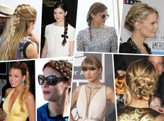 8 Celeb-inspired braids you can rock this summer