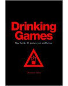 Drinking Games: One Book, 25 Games, Just Add Booze  #OnlineShopping #StPattysDay #StPatricksDay