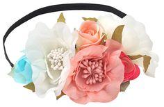 Haarband - Sweet Flowers - Bijou Brigitte Online-Shop