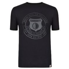 Carhartt Logo T Shirt