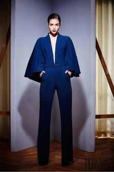 Zuhair Murad Automne-hiver 2015-2016 - Prêt-à-porter - http://fr.flip-zone.com/fashion/ready-to-wear/fashion-houses-42/zuhair-murad-5559