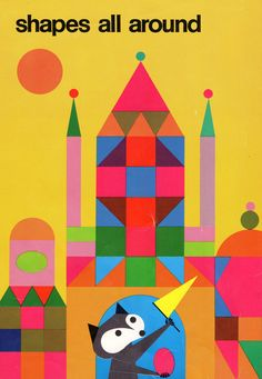 shapes all around, 1974
