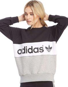 adidas Originals Authentic Crew Sweatshirt - Shop online for adidas Originals Authentic Crew Sweatshirt with JD Sports, the UKs leading sports fashion retailer.