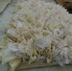 Hand-Woven Fabric Sh