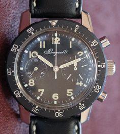 Vintage Breguet Type XX Watch from 1973