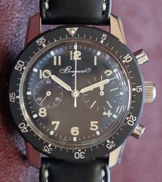 Vintage Breguet Type XX Watch from 1973