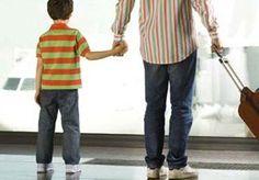 Separazione: cosa fare quando un genitore vuole trasferirsi all'estero con il figlio