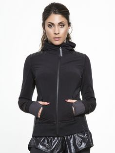 Whether you need something to get your through a cold morning workout, or just something to keep the weather at bay, the ClimaHeat Fleece from Adidas by Stella McCartney has you covered. The quilted inserts offer additional style, while the ClimaHeat tech