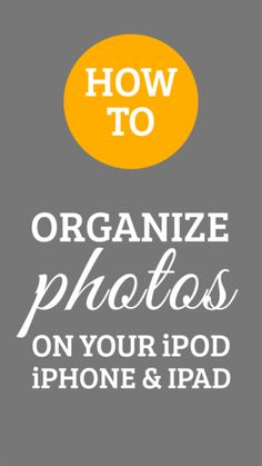 There are several ways to organize your photos. Some of you may choose to use an app like?DropBox, some may use iPhoto for Mac, or perhaps just the standard folder system on your computer. There are many ways to organize them after you transfer them to Foto Fun, Mac Tips, Donia, Iphone Hacks, Iphone App, Iphone Photography, Photography Tips, Product Photography, Photo Storage
