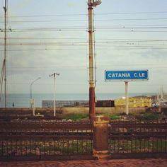 #Catania #Sicily #Italy 2003.