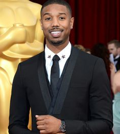 Micheal B.Jordan with the new Altiplano 900P on the Red Carpet