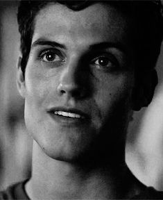 daniel sharman / isaac lahey. the best gif ever!